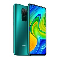 Xiaomi Redmi Note 9 4/128GB (NFC) Green/Зеленый Global Version